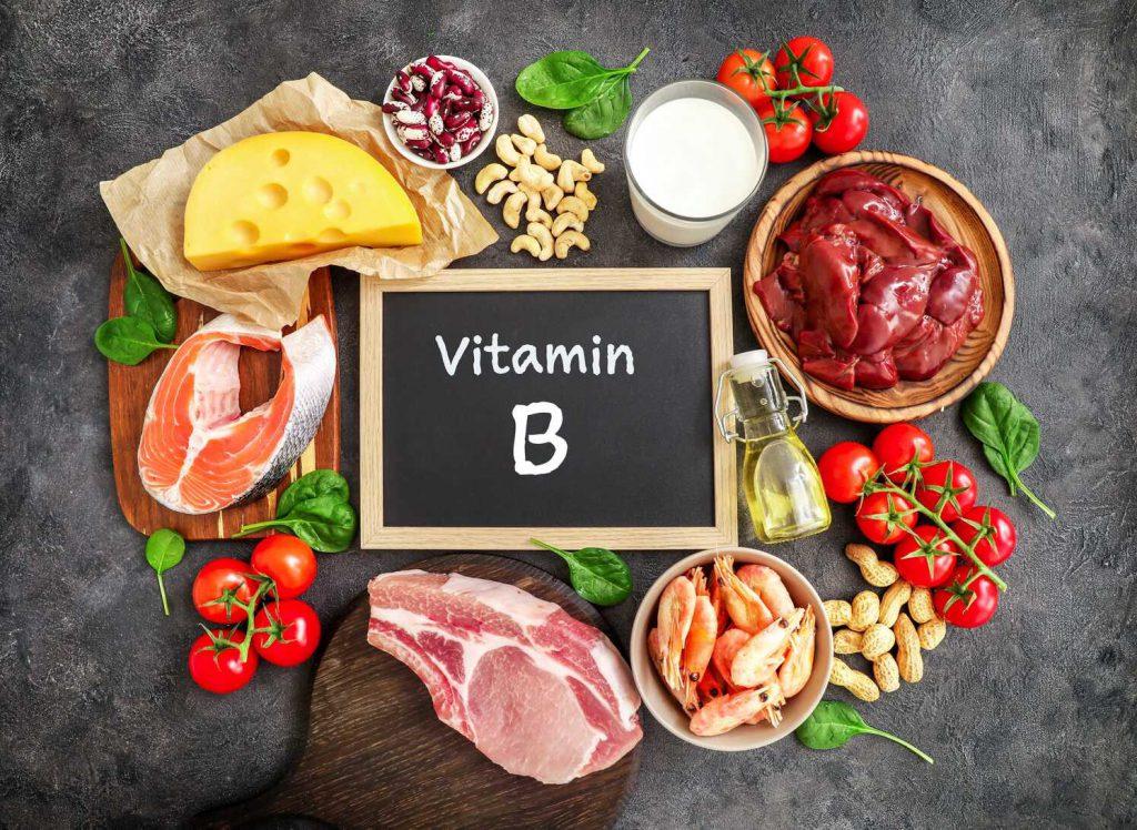 Jak wpływają witaminy zgrupy B napracę wątroby